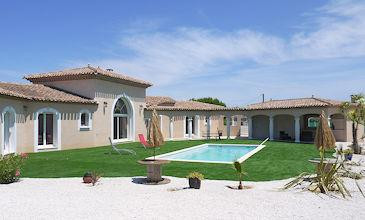 Villa Soleil - 5 bed holiday rental with pool France