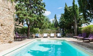 Jardin Secret - holiday rentals Southern France near Carcassonne