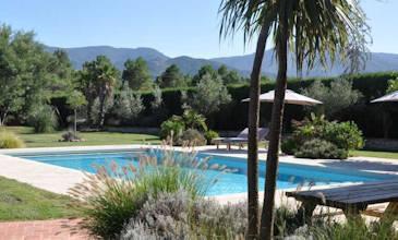 Mas Sangha - South France luxury villa rental private pool