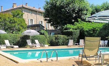 Mas Coton - large villa rentals Provence France with pool