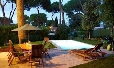 Villa Garoupe - Antibes South France villas heated pools