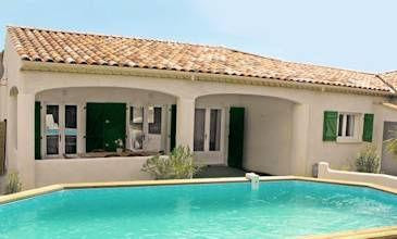 Villa Syrah - holiday villas South France private pool