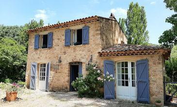 Le Bûcheron Provence cottage holidays in South France