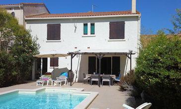 Maison de Fleur - private villa South France with pool
