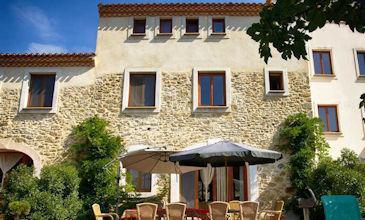 Domaine de la Flotte, French cottages to rent (sleeps 8)