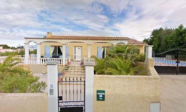 Villa Le Palmier - cheap villa rentals South France