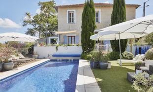 La Maison Francaise - holiday villa South France