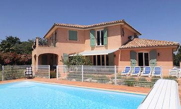 Mas Vell-Roure luxury villa rental South France with pool