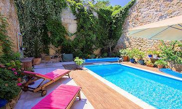 La Poste Gabian - private villa rentals South France near Pezenas