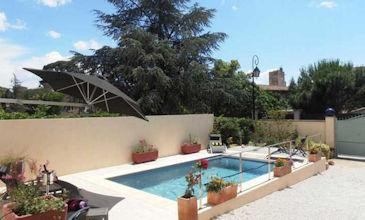 Maison l'Eglise - holiday villa in France South with pool