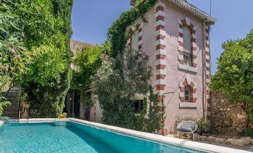 Maison de Flint - private villa rentals South France
