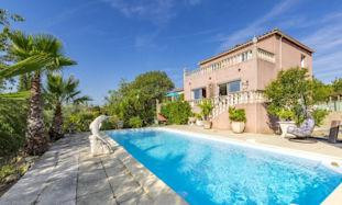 Villa Harber - Neffies 4 bed holiday villa with pool South France