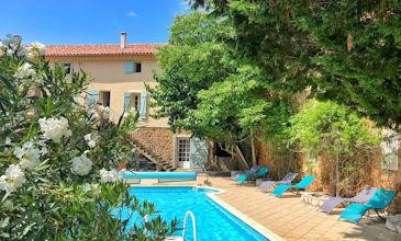 Domaine de Pradines - South France holiday homes