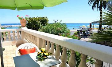 Soleil Apartment - Menton holiday accommodation South of France