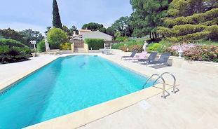 Le Petit-Versailles villa Pezenas with private pool