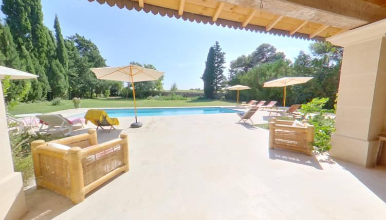 Chez Pierrot private villa with pool Southern France