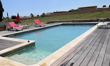 Maison de Valros - villa holiday pool near Pezenas South France