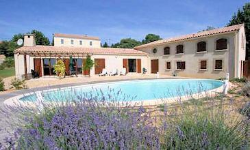Villa Alarelle - vacation villa rentals South France pool