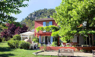 Villa Salernes vaction villa rental Provence South France
