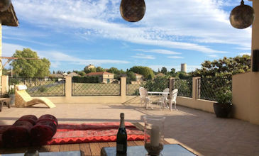 Maison Paradis - holiday home South France with private pool