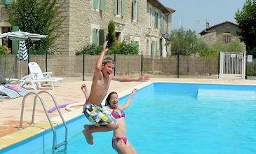 Apartment Olive - holiday rentals South France with pool