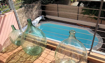 Maison des Vignerons - holiday homes Southern France pool