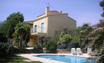 Villa Foret - South France holiday villa rentals with pool