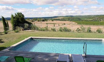 Le Petit Paradis - South France holidays rental private pool
