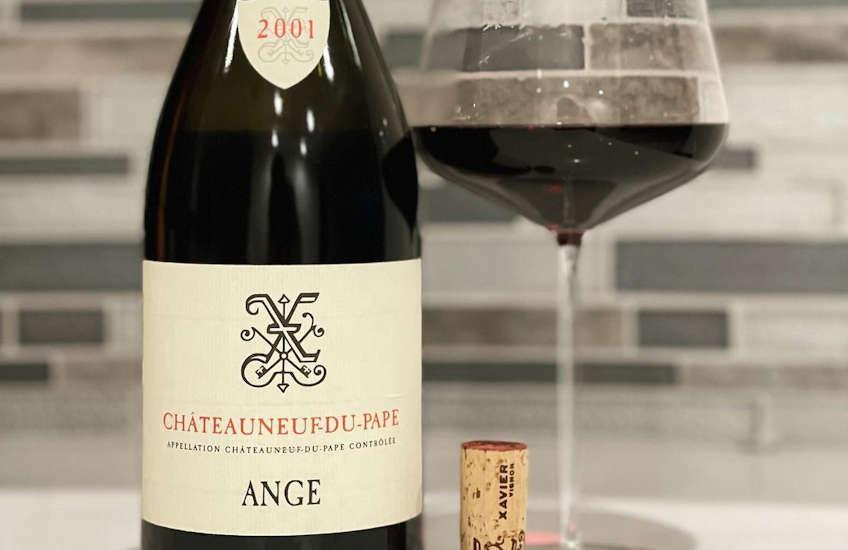 chateauneuf du pape french wines