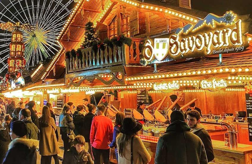 Christmas Markets In France 2021 Dates 2021 Nice Christmas Market France